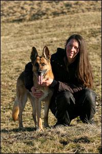 Deutscher Schäferhund Besca